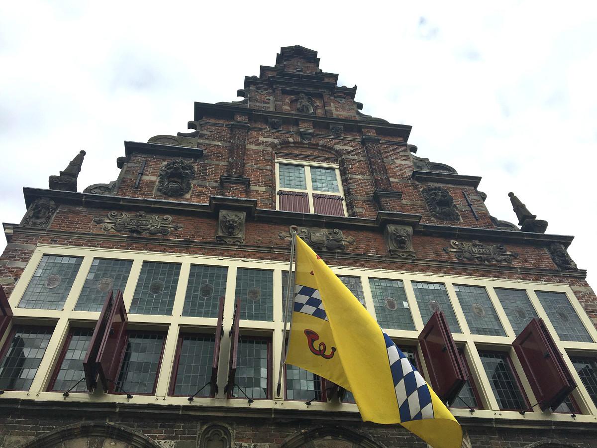 stadsmuseum leeuwenkop ornament