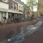 Nevel in de Rijnstraat