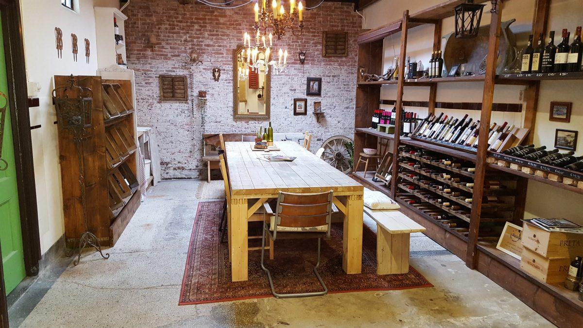 Wijnwinkel en proeflokaal Saudade Woerden