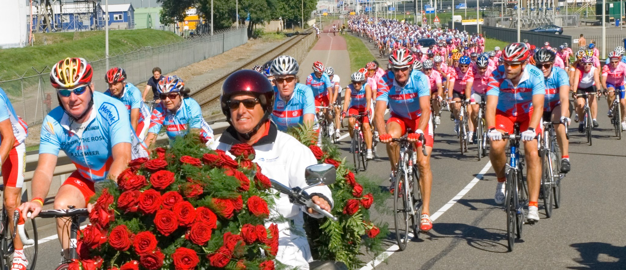Ride for the Roses