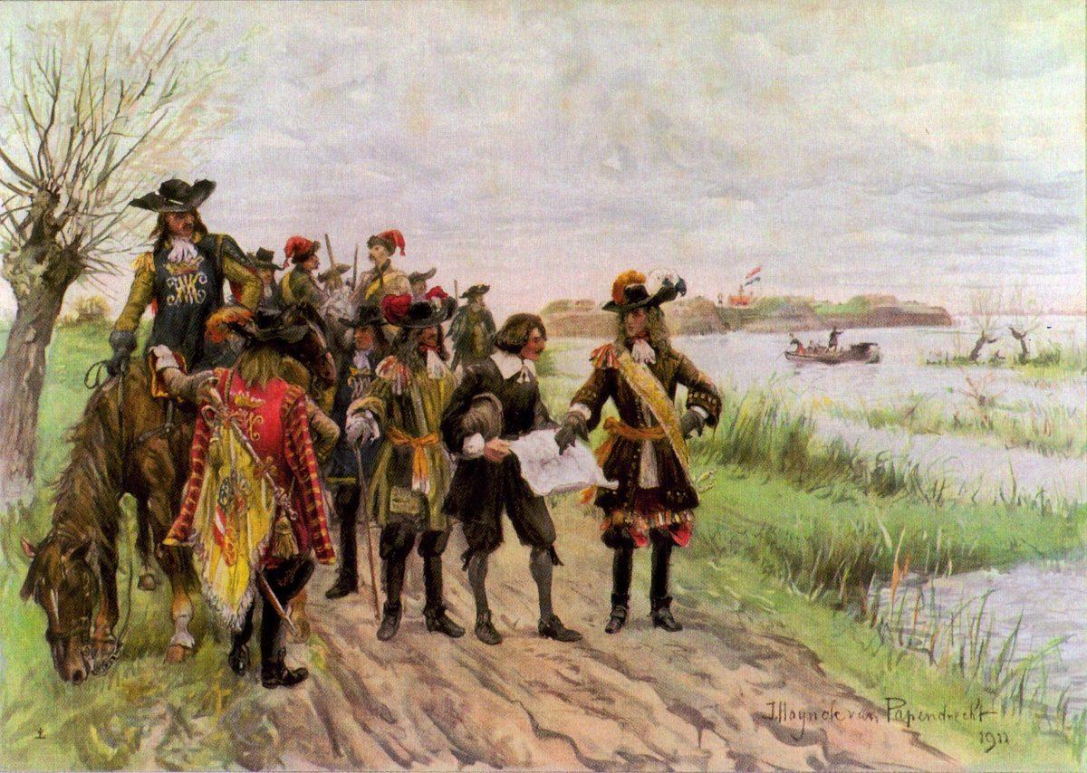 Willem III oud-Hollandse Waterlinie