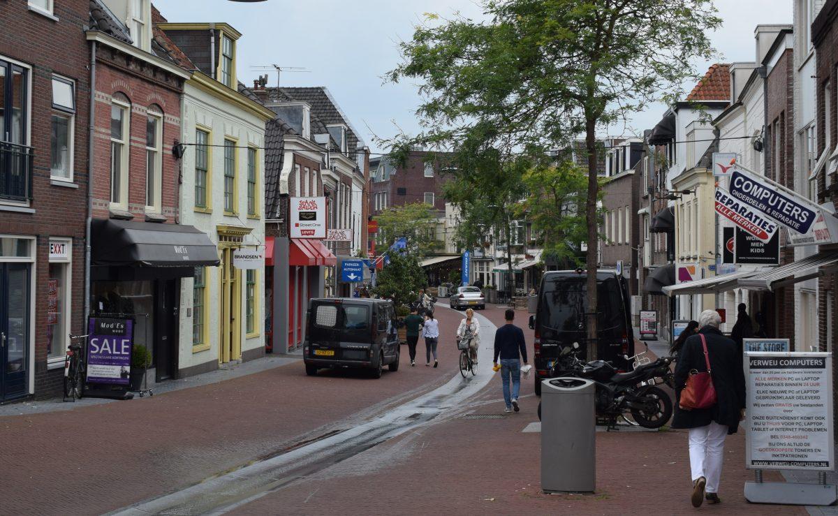 Rijnstraat Woerden