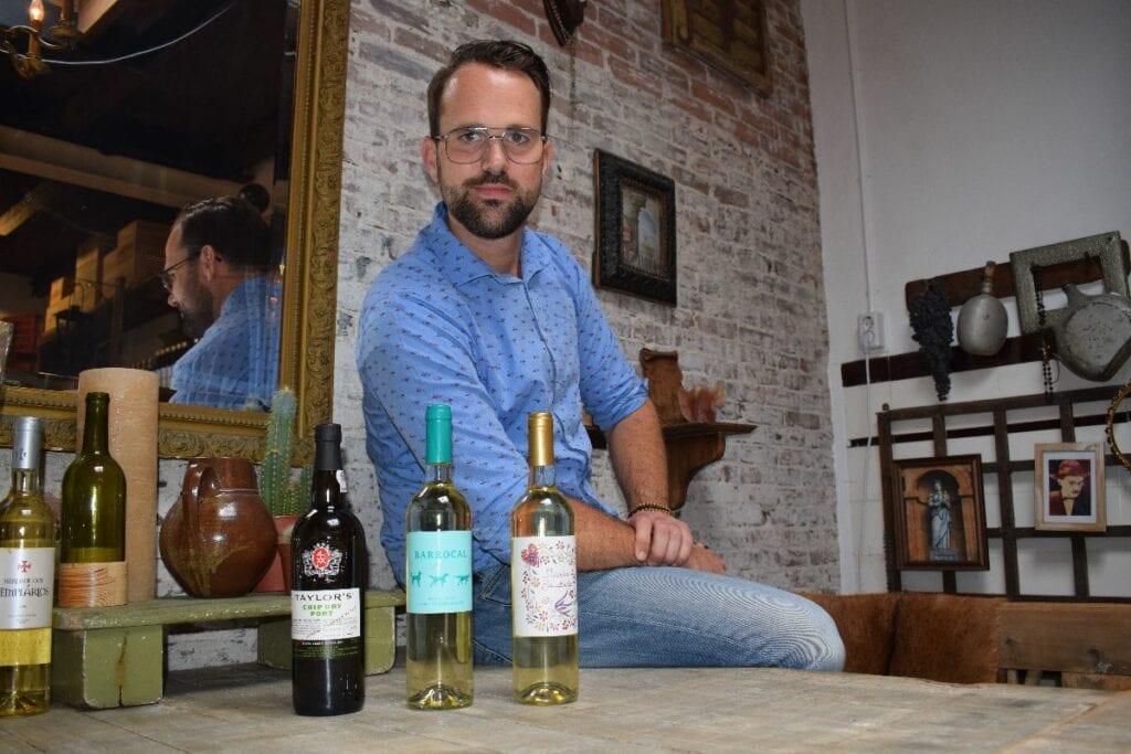 Remmer Meijer van Saudade Wijnwinkel
