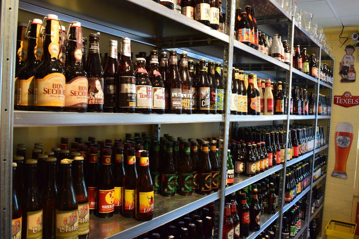 Bier in Woerden