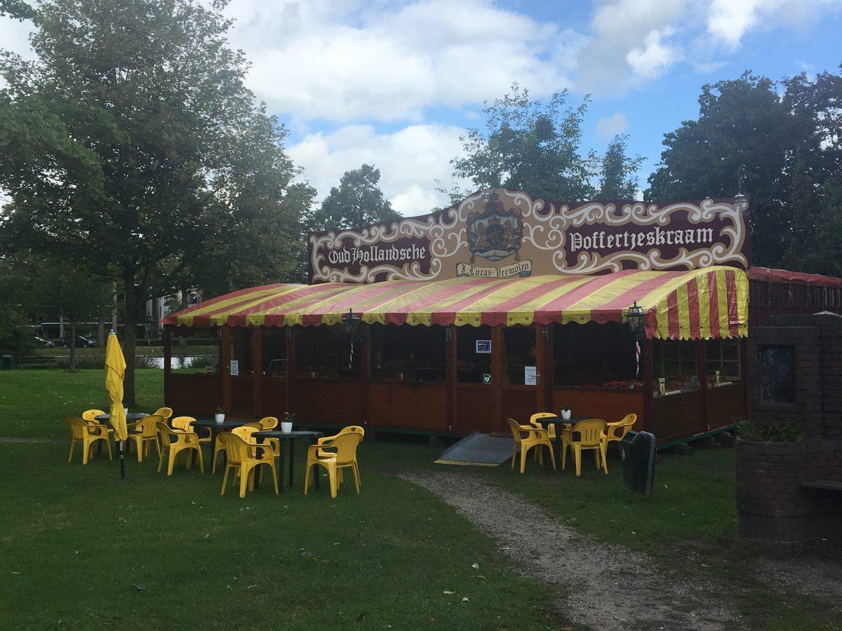 Lucas-Vermolen Poffertjeskraam Westdampark Woerden