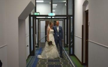 Marco Gerling en Janneke Steens huwelijk Klooster Woerden #janenco