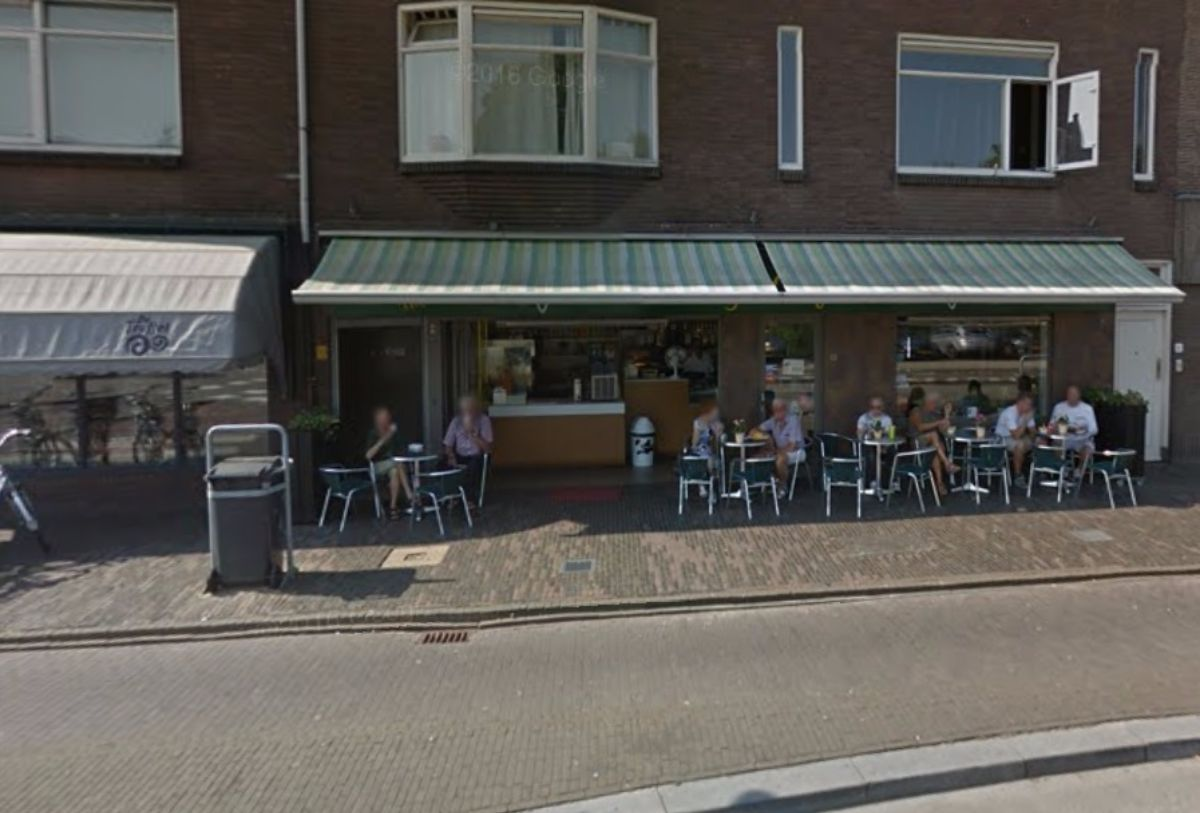 Friendly's Cafetaria Woerden