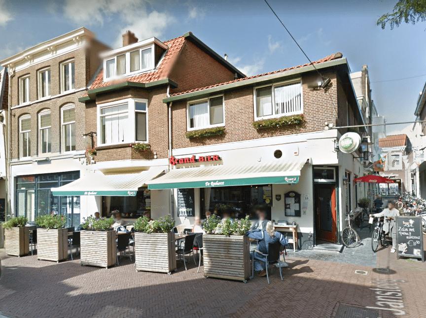 Cafe-restaurant Reehorst Woerden