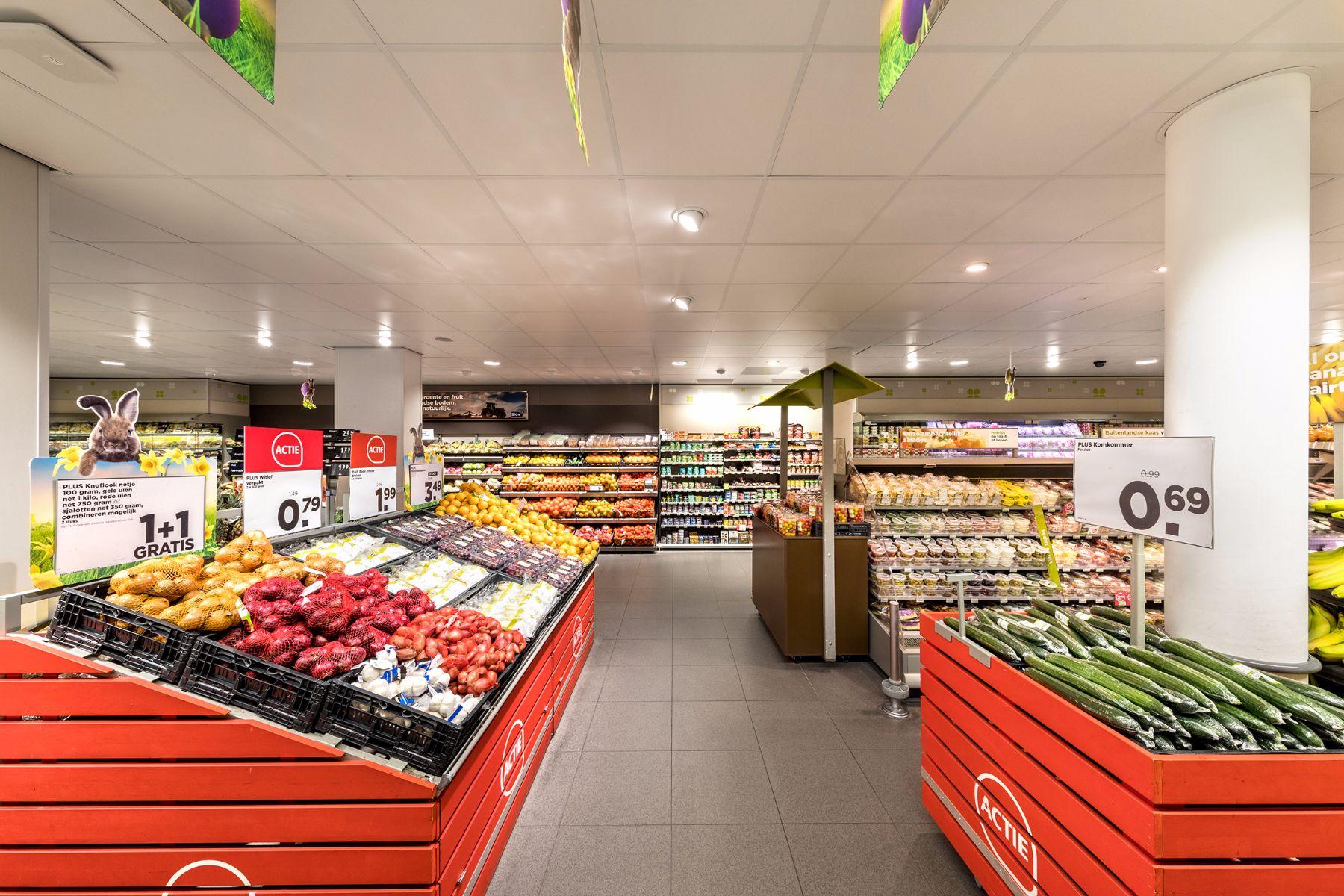 Plus van Velzen harmelen supermarkt