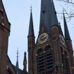 Kerkklok Bonaventurakerk Woerden uurwerk