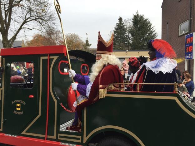 Sinterklaas intocht Harmelen