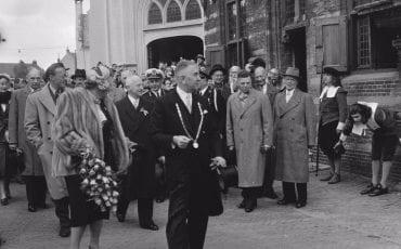 Koninklijk bezoek Woerden
