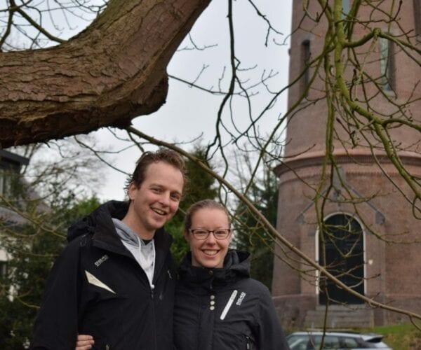 Annemijn en Jeroen emigreren van Woerden naar Uttendorf Oostenrijk