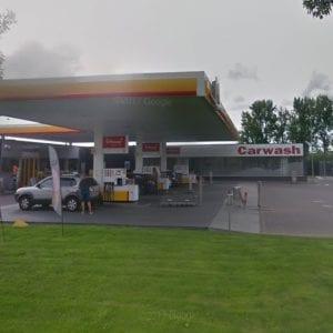 Shell van Vliet Woerden tankstation