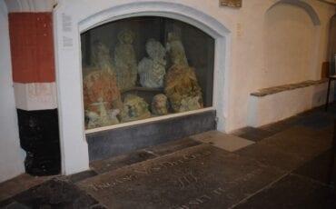 Hugo Schaap Schaep grafmonument Petruskerk Woerden