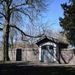 Joodse begraafplaats Woerden Westdam