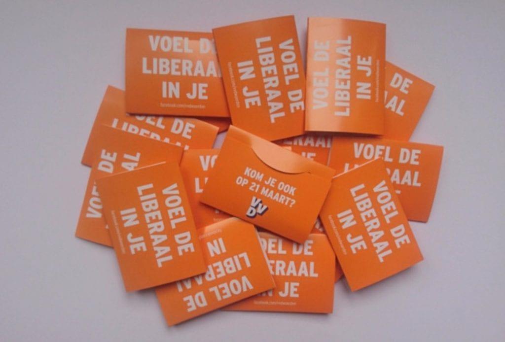 VVD Woerden voel de liberaal in je condooms