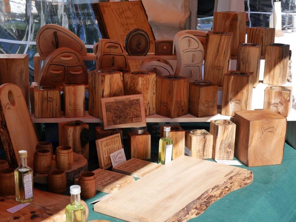 Woerdsche Knoest producten hout