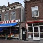 Rijnstraat 75 verzetsheld Woerden Jan van Elk Oranje Vrijbuiters