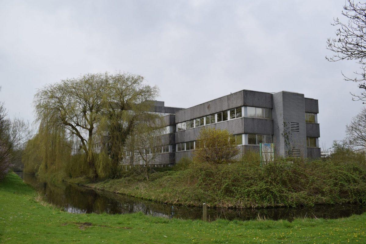 De Bleek 1 campina hoofdkantoor middelland