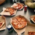 Pizzadoos pizza