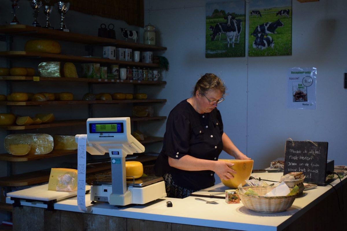Kaasboerderij de Koepel Van Schaik Harmelen