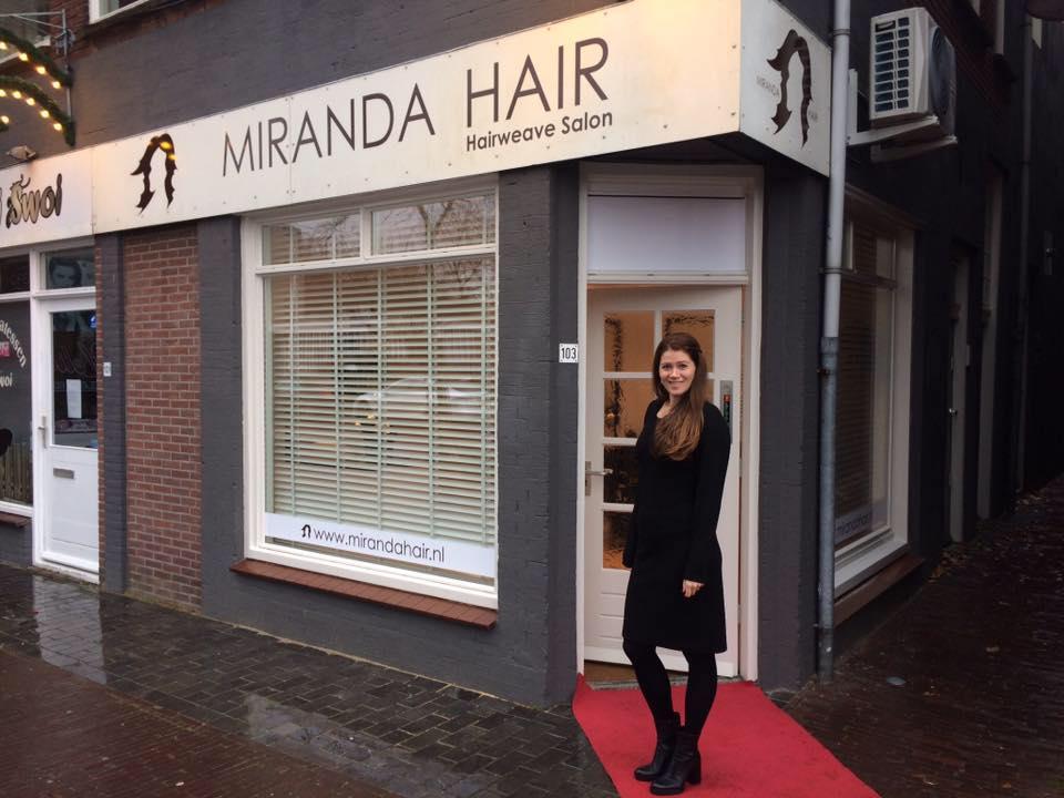 Miranda Hair voornaam
