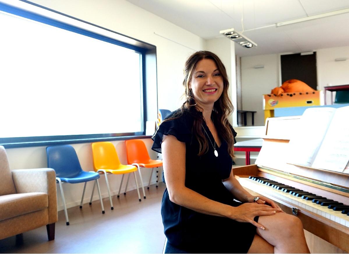 Zangschool Tosca zanglerares Ilse Woerden