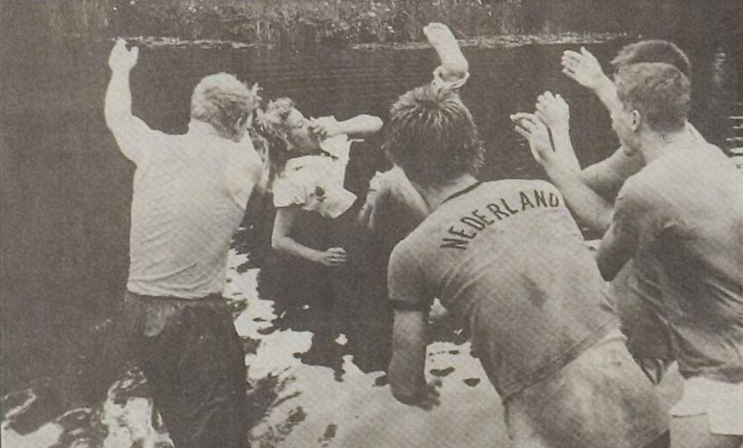 Ek voetbal 1988 Woerden