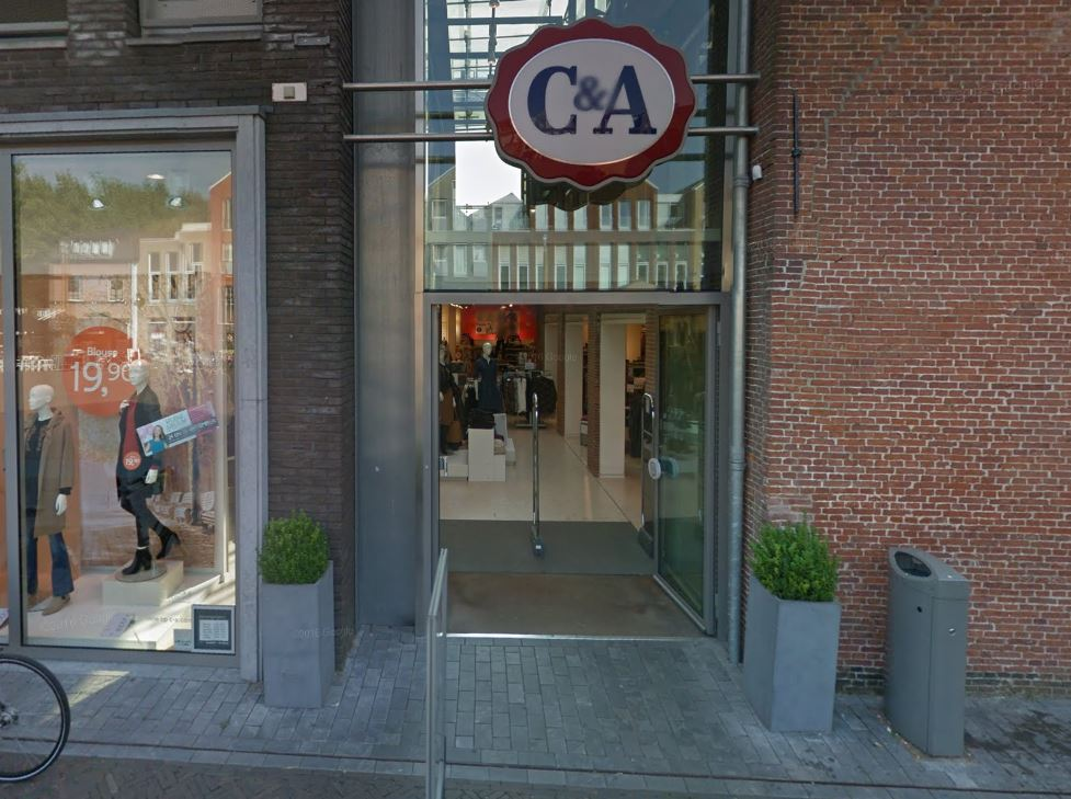C&A Woerden Kerkplein