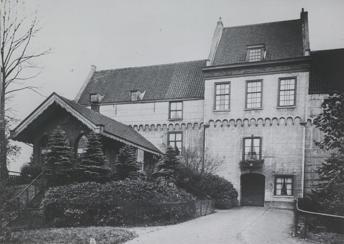 Kasteel Woerden 1930
