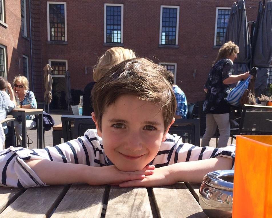 Owen Jordan Friends4Owen Dinner4Owen