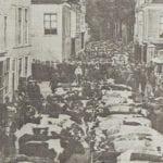 Koeiemart vroeger Kerkstraat