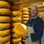 Binnenkijken kaaspakhuis Karsemeijer