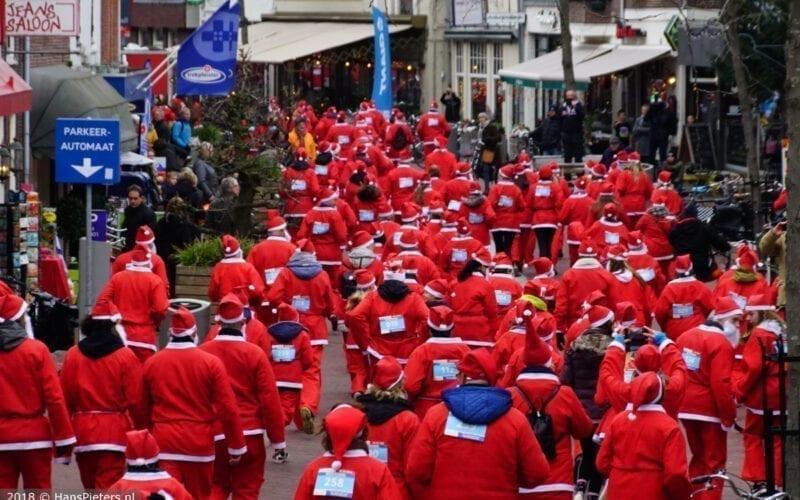 santa run woerden 2019