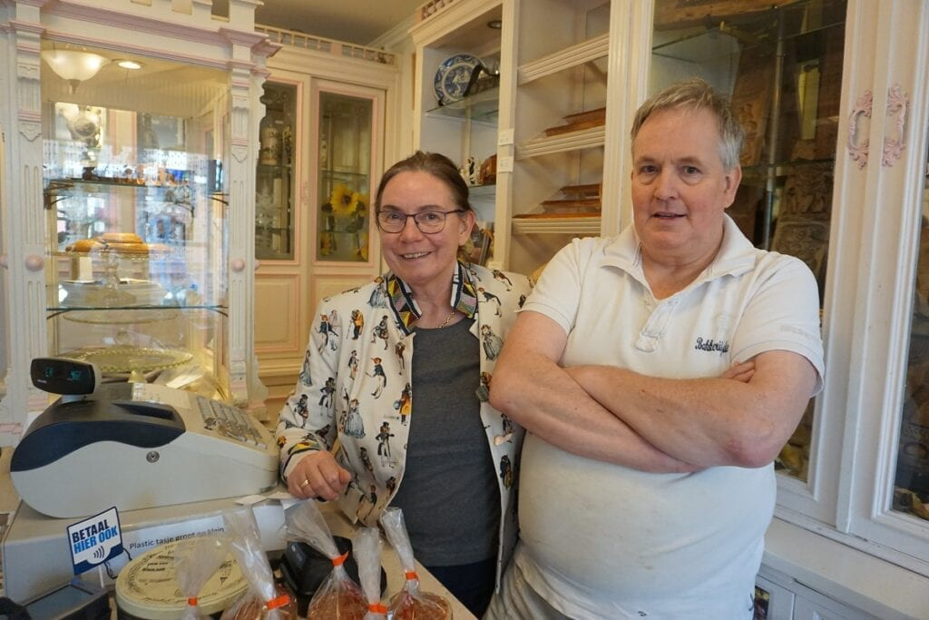 Jan Annalies de Leeuw bakkerij Zegveld