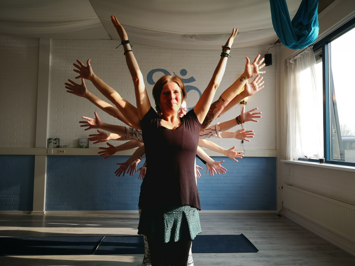 Yoga stress tieners Woerden kinderen