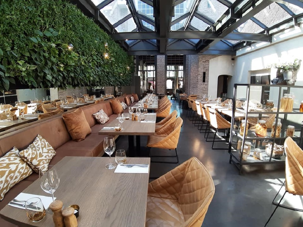 Restaurant Oudewater Hex