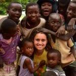 Esther gaat naar Ghana voor het goede doel