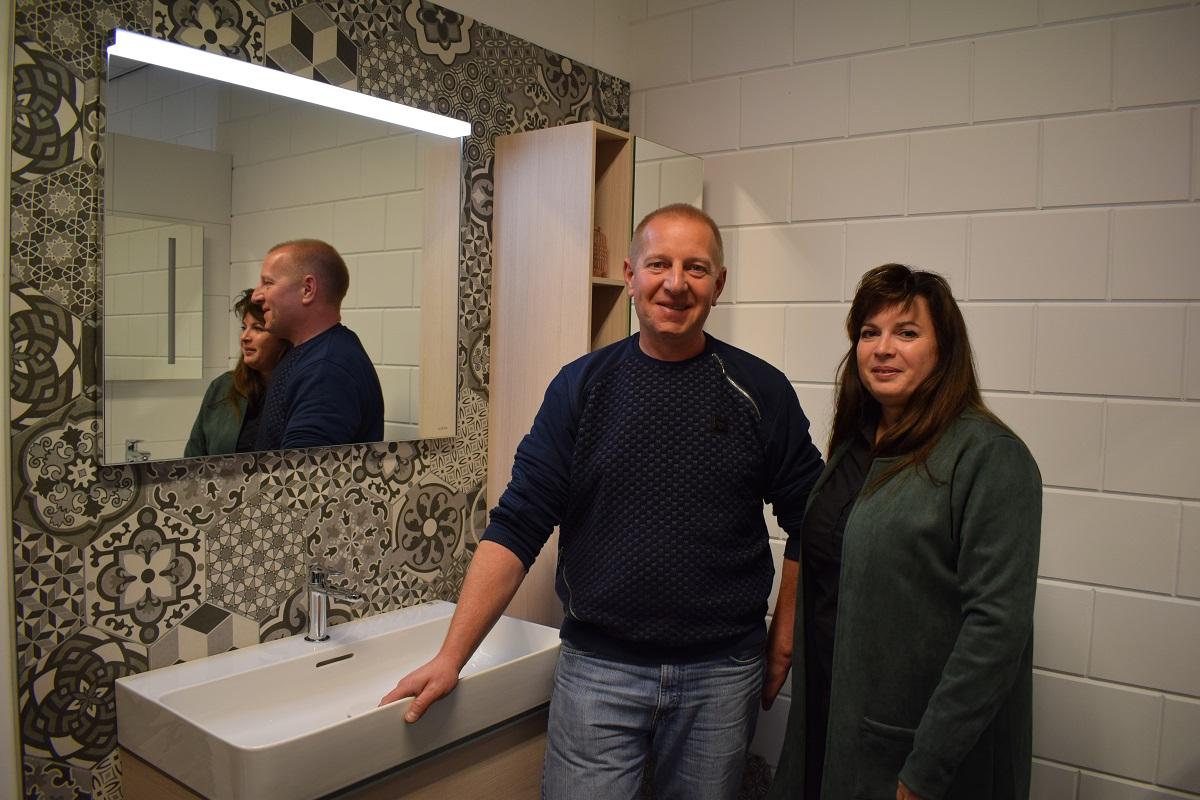 Yvonne En Franck Renoveren Woerdense Badkamers Het Is Heel Leuk Om Als Man En Vrouw Samen Te Werken Indebuurt Woerden