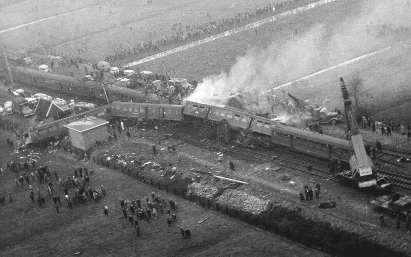 Treinramp Harmelen 1962