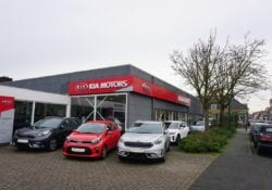 KIA dealer Woerden
