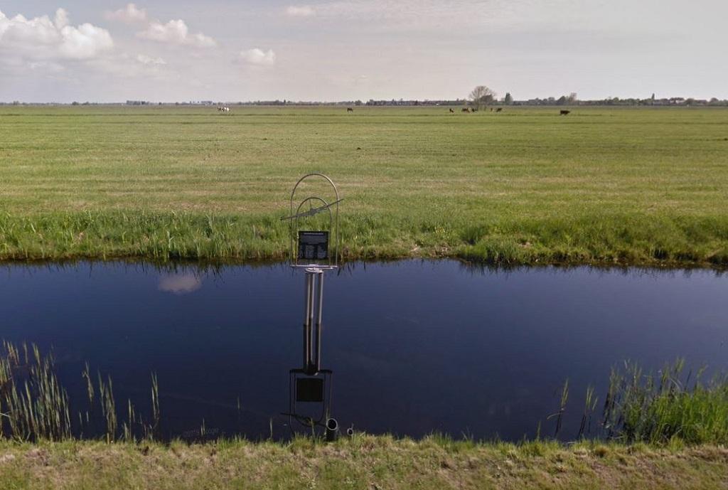 Monument Zegveld Hazekade