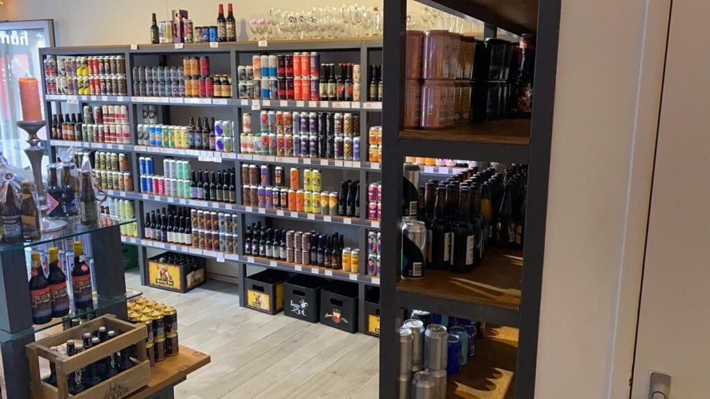 Bierwinkel Woerden Bierloods22