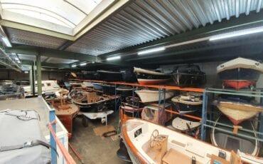 winterstalling boten