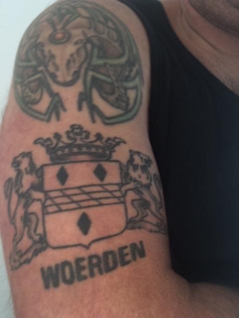 tattoo woerden