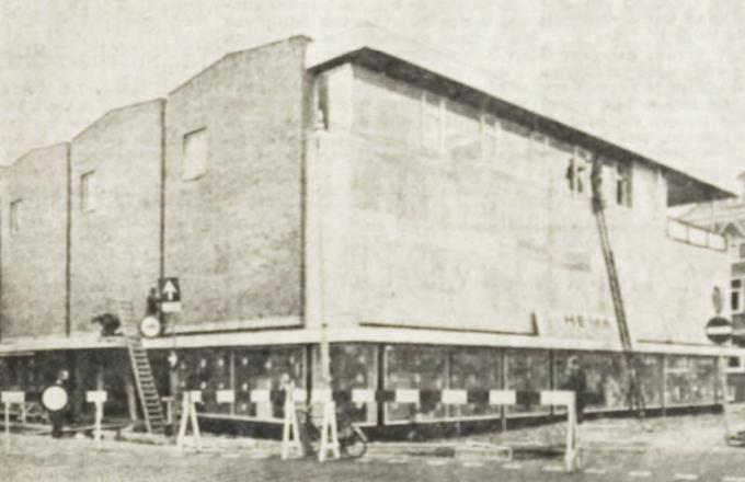 Hema opening 1971