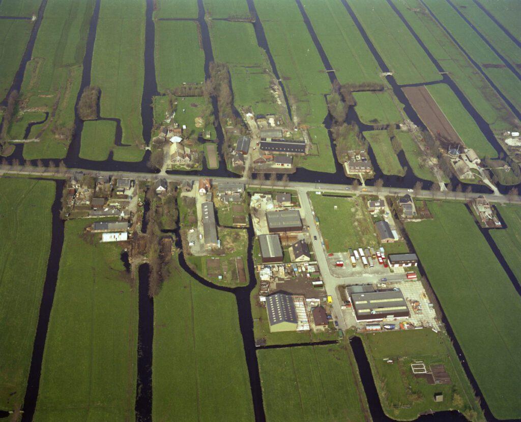 Luchtfoto Zegveld