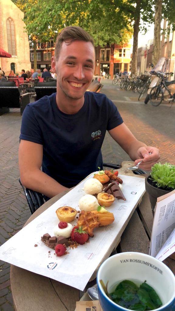 Tim op Kerkplein