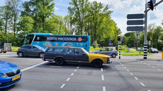 ek bus noord macedonie woerden